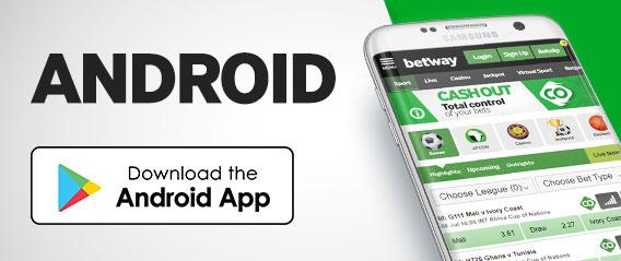 app de la empresa Betway