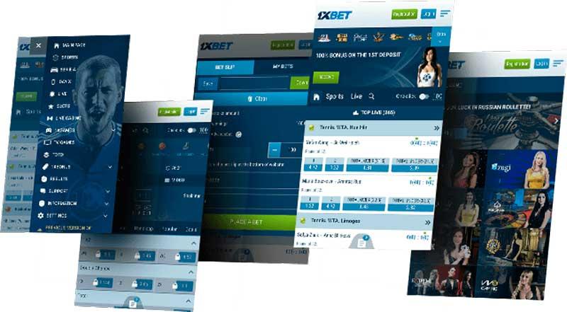 1xBet download apk