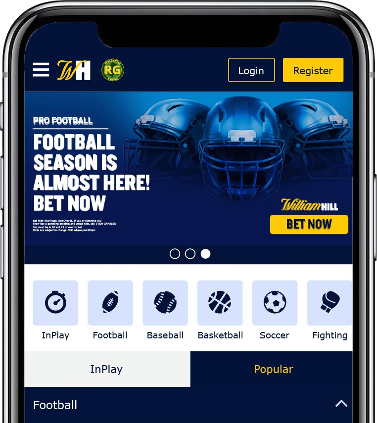 download apk de la casa de apuestas William Hill